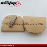 De Malende Hulpmiddelen die van de Voorbereiding van de Oppervlakte van de vloer Schoen voor Molen Lavina malen