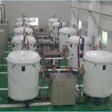 Forno de aquecimento por infravermelhos de indução de vácuo para o Tratamento Térmico de Materiais da bateria de lítio