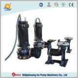 전기 부유물 스위치 잠수할 수 있는 하수 오물 슬러리 펌프
