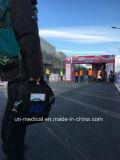 Uso de emergencia portátil Desfibrilador Externo Automático DEA