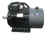 VSD compresor de aire (75KW, 10Bar, de la serie de accionamiento directo)