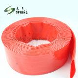Tubo flessibile eccellente del PVC Layflat di qualità per irrigazione agricola