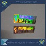 Vert Stickers Étiquette hologramme Laser couleur