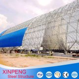 Estructura de acero prefabricada del braguero para el edificio del palmo grande