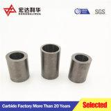 Broodje van het Product van de Kokers van de Ring van het Carbide van het wolfram Malende en het Materiële Gecementeerde van het Carbide van het Product Wc+Co