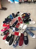 Le sport courant d'enfant de chaussures occasionnelles d'enfants de mélange chausse l'action