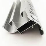 Profil en aluminium mieux vendu pour la taille/couleur/épaisseur personnalisées par porte de guichet