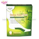 Rilievi di bambù cinesi del piede del Detox di sonno per perdita di peso
