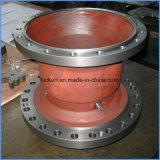 Gietende Delen CNC die van de hoge Precisie de Haak van de Klem van Delen machinaal bewerken