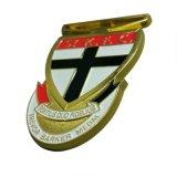 2D-цинкового сплава металла сувенир медаль с Индивидуальным дизайном