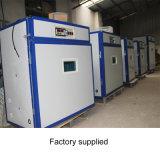 Hachure de l'établissement d'incubation industriel d'incubateur de pigeon de Chambre de Full Auto de 1000 oeufs