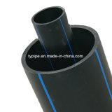 Tubulações do PE SDR26 do Dn 140mm para a fábrica química