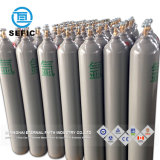30L бесшовных стальных высокого давления аргона цилиндра (ISO9809-1)