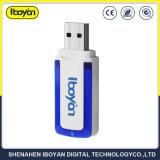 고속 플라스틱 TF 2.0 USB 드라이브 카드 판독기