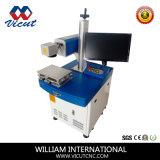máquina de marcação a laser de CO2 Máquina de gravura Lether madeira plástica