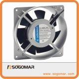 Sf12038 Silver охлаждения вентиляционные пластиковые лопасти осевых вентиляторов переменного тока