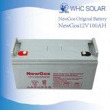 Zure Batterij van het Lood van de Cyclus van de Batterij van Newgos 12V 100ah de Zonne Diepe