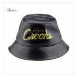 La moda de cuero de PU Sombreros Cuchara/Invierno Hat/pescador Hat