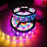 LEIDENE van de Kleur van de Droom van Ce RoHS 72LED/M 12V 5050 RGB Licht van de Strook