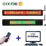 Scheda madre programmabile di telecomando LED del software di Wifipc di colore della visualizzazione di LED del messaggio di Caldo-Vendita 7X80