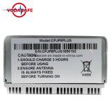 Vehículo mediante la improvisación ocho antenas portátiles de mano de la banda completa señal Jammer celular Jammer para 2G 3G 4G Wi-Fi, GPS GSM Siganl Jammer /Blocker