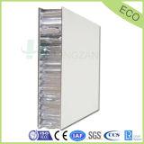 Les panneaux composites alvéolaire en aluminium pour revêtement mural