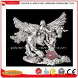 亜鉛合金のピューターの妖精図彫像のクラフト