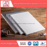 Revêtement en poudre insonorisées Isolation thermique en aluminium Panneaux d'Honeycomb pour meubles/ Table de travail/ Count Haut de page