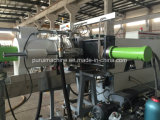 500kg/H plastic Korrelende Lijn voor HDPE Flessen