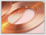 ASTM B280 tempérament doux de tube de cuivre de la bobine de crêpes dans la réfrigération