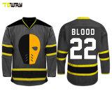 Diseñe su propia juventud Blank Hockey Jersey