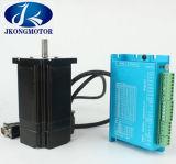 China Fabricante Motor escalonado & Driver NEMA 24