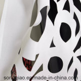 Patrón Circular de simple cortina de poliéster