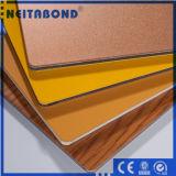 Couleur de qualité Super panneau composite aluminium avec diverses applications