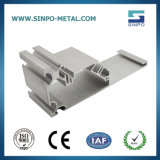 Perfil de ligas de alumínio de OEM de 6.063-Material T5