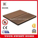 Le bois plastique/WPC planchers laminés avec stabilité des couleurs