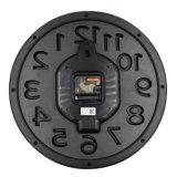 1080P/720p/VGA/resolución de vídeo QVGA Super CMOS lente Invisible Cámara PIR de reloj de pared