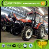 低価格の農業トラクターのLutong 80HPのトラクターLt804/Lt854