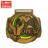 2018新しく熱い販売のカスタム金属のスポーツメダル