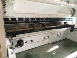 Wc67K de lámina metálica hidráulica CNC máquina de doblado con Motor Sevro