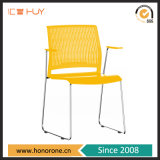 Training SchoolまたはMeeting Furniture 252のためのプラスチックOffice Chairs