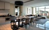 最高のHiltonの高級ホテルの寝室の家具またはKing-Sizeホテルの家具または贅沢な最高の組のホテルの寝室の家具(GLB-20170831002)