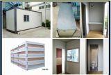 20ft & 40ft 살기를 위한 분리가능한 콘테이너 집