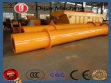 Essiccatore rotativo di alta efficienza per scorie, carbone, legno, bagassa, segatura