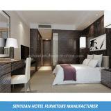 Отделка из шпона дерева деревянная мебель с одной спальней отель Китая (Си-BS35)