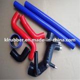 Piezas de automoción flexión de caucho de silicona manguera del radiador
