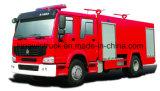 China Fire Truck avec mousse et eau pour le type de conduite 4X2