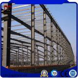 Construção de aço mental clara pré-fabricada de fabricação do edifício com baixo custo