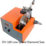 Syj-160 sierra de diamante a baja velocidad