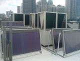 12000BTU rachou condicionador de ar fixado na parede solar